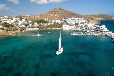 Paros: Full-Day Sailing Cruise in the Small Cyclades