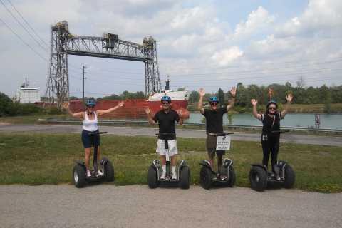 Niagara Falls, Canada: Welland Canal Segway Tour