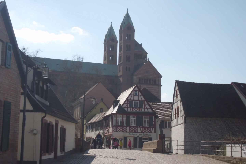 Speyer: Gruppentour mit dem Nachtwächter