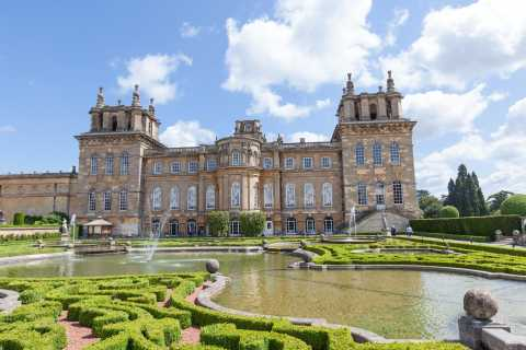 From London: Windsor and Blenheim Palace Small Group Tour