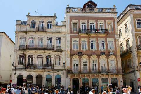 From Lisbon: Private Tour to Coimbra