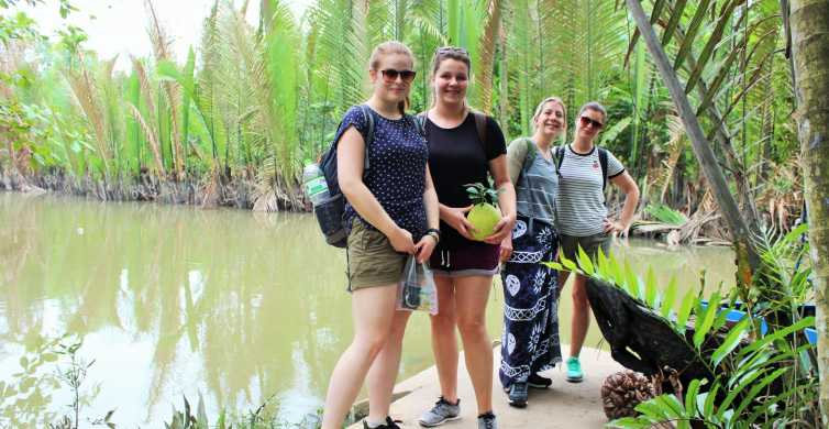 Mekong Delta: My Tho, Can Tho, and Ben Tre 2-Day Tour