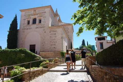 Granada: Private Lorca and Falla Tour