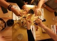 Rom: Abendessen im jüdischen römischen Ghetto