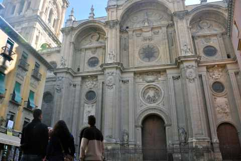 Granada: The Interior of the Cathedral and Royal Chapel Tour