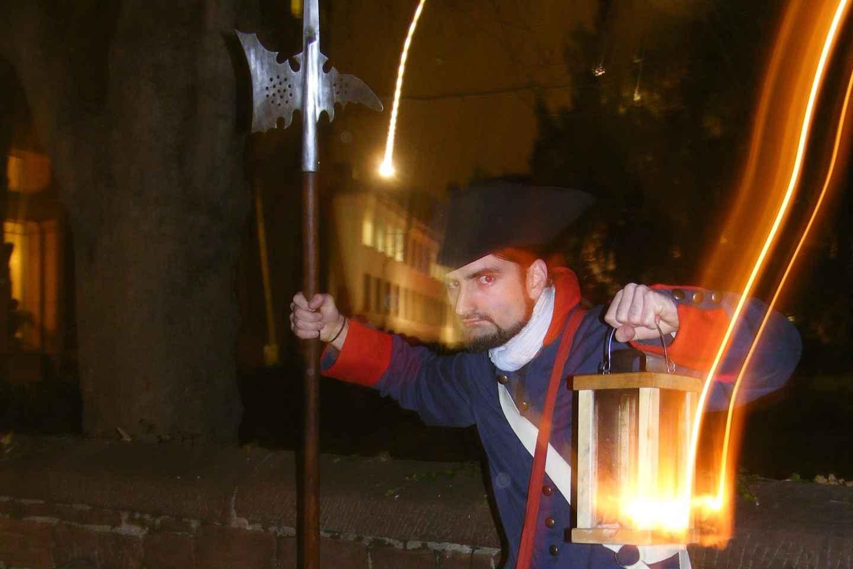 Heidelberg: Weihnachtsmarkt-Gruppentour mit Night Watchman