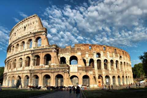 Rome: Colosseum, Vatican City and Walking Tour