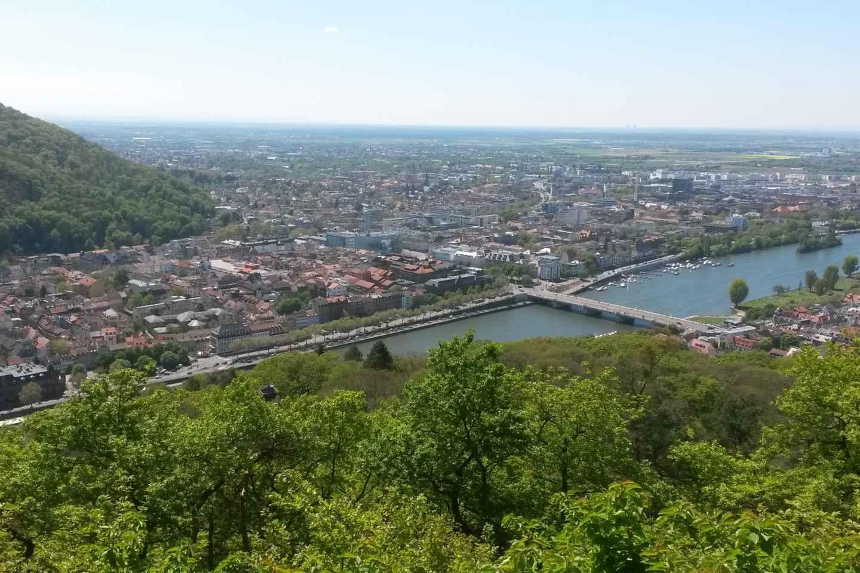 Heidelberg: Sissi, Römer und Revolutionäre