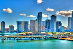 Miami: Excursão South Beach e Everglades saindo de Orlando