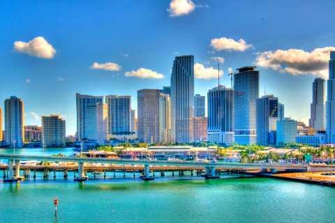 From Orlando: Miami South Beach and Everglades Tour