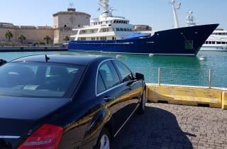Kreuzfahrthafen von Rom nach Civitavecchia