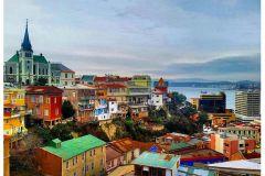 Santiago: Tour Particular Valparaíso e Viña del Mar c/ Barco