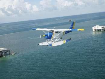 Miami: Strände- und Skyline-Tour per Wasserflugzeug