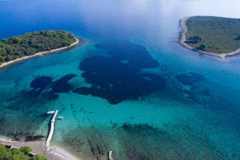 Adriatica Tour (Blue Lagoon and Solta) From Trogir