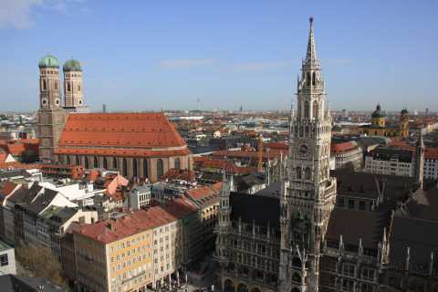 Munich: Highlights of the Old Town Tour
