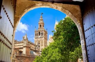 Sevilla: Tour der Hauptsehenswürdigkeiten inklusive Tickets