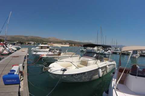 Trogir: Full-Day Boat Rental Service
