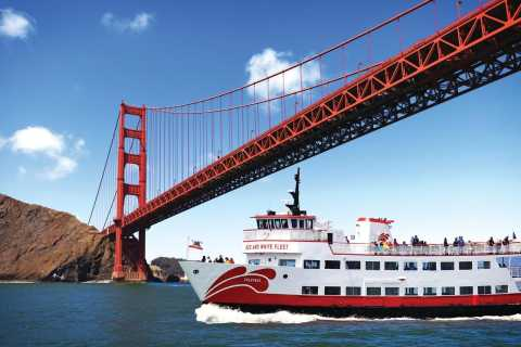 San Francisco: City Highlights Tour and 1-Hour Bay Cruise