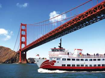 San Francisco: Sightseeing-Tour & Bootsfahrt in der Bay