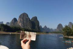 Excursão de um dia pelo Li River Cruise