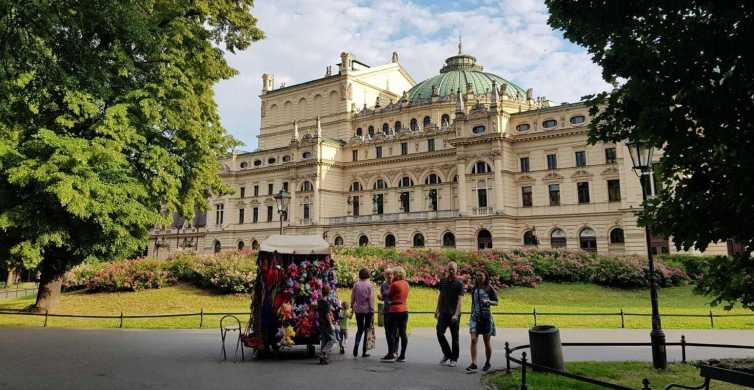 Krakow: Guided Private Walking Tour