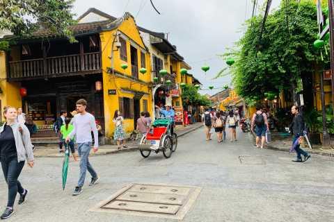 Экскурсия в Мраморные горы и город Хойан