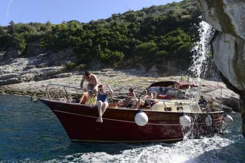 From Rome: High Speed Train Transfer and Boat Tour of Capri