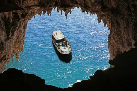 From Sorrento: Full-Day Boat Cruise to Capri