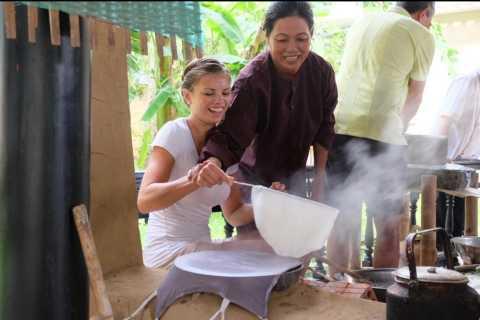 Da Nang Market Tour, Farming and Cooking Class