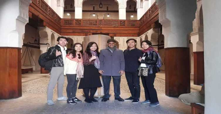 Fez: Medina Guided Tour