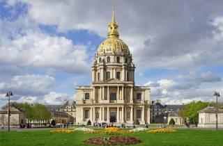 Hôtel des Invalides: Napoleons Grab & Armeemuseum