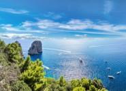 Ab Neapel: Capri Insel-Tour mit Mittagessen