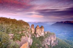 Sydney: Tarde nas Montanhas Azuis e Excursão ao Entardecer
