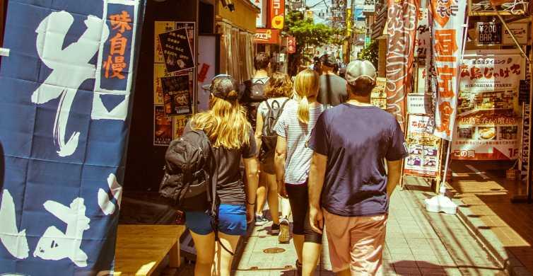 Tokyo: West-Side Walking & Street Food Tour
