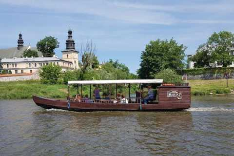 Krakow: Private Traditional Gondola Cruise - Up to 12 People