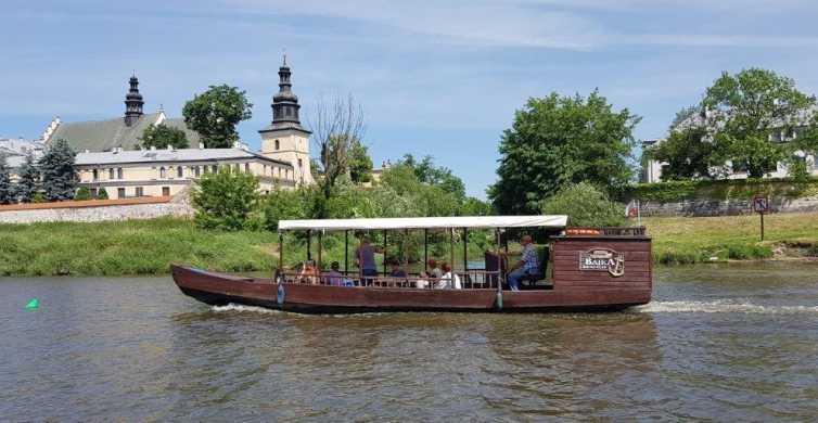 Kraków: Prywatny tradycyjny rejs gondolą - do 12 osób