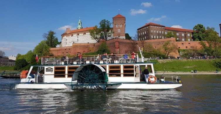 Krakow: Sightseeing Cruise by Vistula River