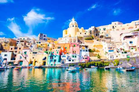 From Sorrento: Ischia and Procida Boat Tour