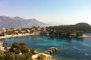Ab Nizza: Französische Riviera an einem Tag