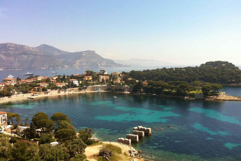 Ab Nizza: Ganztägige Erkundungstour an der Côte d'Azur
