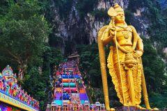 Kuala Lumpur: Tour Privado às Cavernas Genting Highland e Batu
