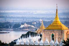 Excursão de 4 dias em Yangon e Mandalay: De Yangon