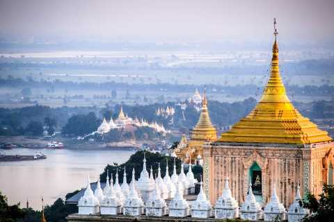 Yangon & Mandalay 4-Day Tour: From Yangon