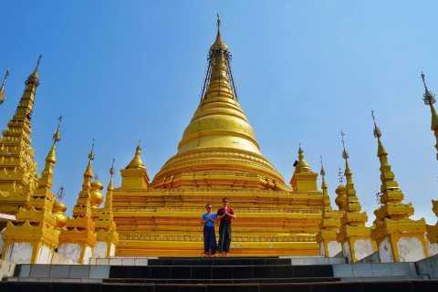 Mandalay: visite privée de 3 jours de Mandelay et Bagan