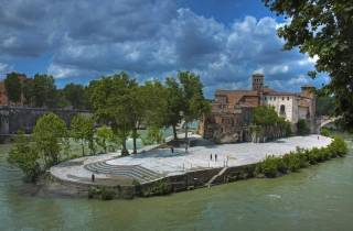 Rom: Trastevere und jüdisches Ghetto mit italienischem Aperitif
