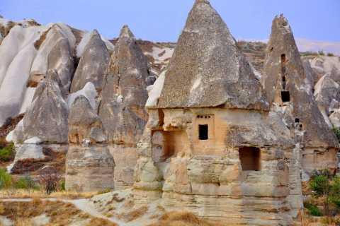 Cappadocia: Göreme Museum and Fairy Chimney Tour