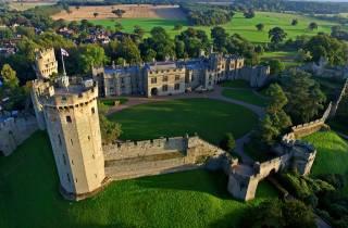 Ab London: Tagestour nach Warwick, Oxford und Stratford