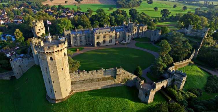 Warwick, Oxford en Stratford Full-Day Tour vanuit Londen