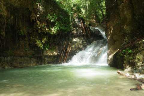 Puerto Plata: Full-Day Rural Tour and Waterfall Safari