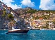 Ab Neapel: Amalfi & Positano Kleingruppen-Bootstour